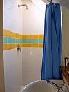 La douche étage supérieur