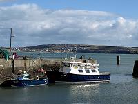 Der Hafen von Liscannor