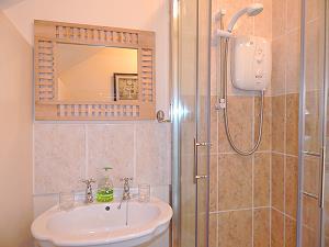 Une salle de bain typique