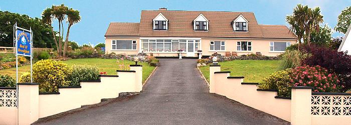 Willkommen im Oceanville House B&B Ballyvaughan!