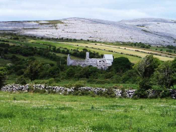 Corcomroe Abtei